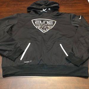 Nike Elite hoodie.